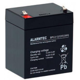 Akumulator ALARMTEC serii BP 12V 5Ah