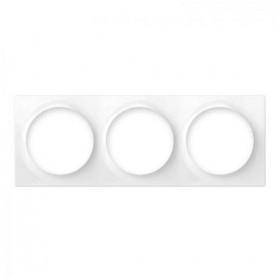 FIBARO WALLI Triple Cover Plate