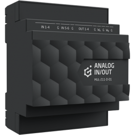 GRENTON - ANALOG IN/OUT, DIN, TF-Bus, 1-wire (2.0)