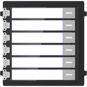 Moduł wywołania (6 przycisków) HIKVISION DS-KD-KK