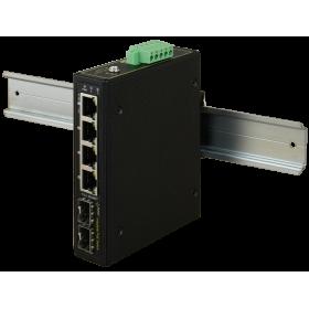 Switch przemysłowy ISFG64 (4xPoE, 2xSFP)