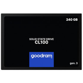 DYSK SSD GOODRAM CL100 G3 240GB SATA3