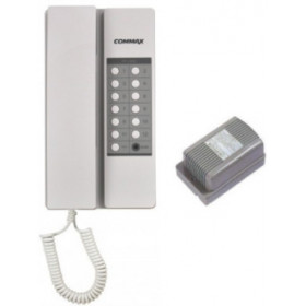 Zestaw interkomowy COMMAX 8xTP-12RC