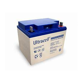 "Akumulator AGM ULTRACELL UL 12V 40AH ""żelowy"""