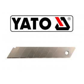 Ostrza zapasowe 18x0,5 YATO YT-7529