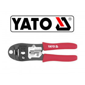 Zaciskacz wtyków RJ45 YATO YT-2242