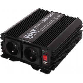 PRZETWORNICA IPS-1200 24V 230V 800/1200W