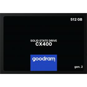 DYSK SSD GOODRAM CX400 G2 512GB SATA3