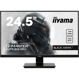 "Monitor LED IIYAMA G2530HSU-B1 24,5"" BLACK HAWK"