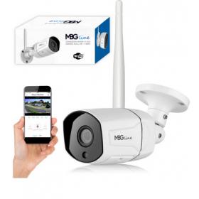 Zewnętrzna kamera IP H265 P2P Full HD METAL WIFI MBG200DW