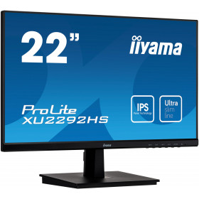 "Monitor LED IIYAMA XU2292HS-B1 22"" Ultra Slim + gwarancja 24/7"