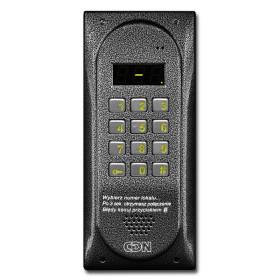 ACO CDNA BR Centrala domofonowa do instalacji analogowych, bez modułów dzwonienia