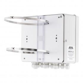 Adapter słupowy do obudów ABOX-L ATTE ADD-PMAL