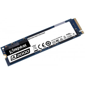 Dysk SSD KINGSTON A2000 250GB M.2 2280 PCI-e NVMe 2000/1100MB/s