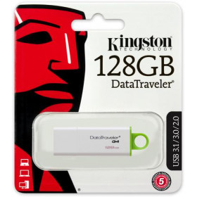 Pendrive Kingston Data Traveler I G4 128GB USB 3.0