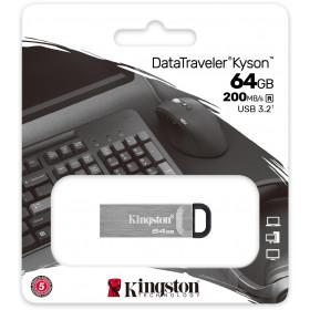 Pendrive Kingston Kyson DTKN/64GB USB 3.2 Gen1