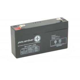 Akumulator POWERBAT 6V 1,3 Ah