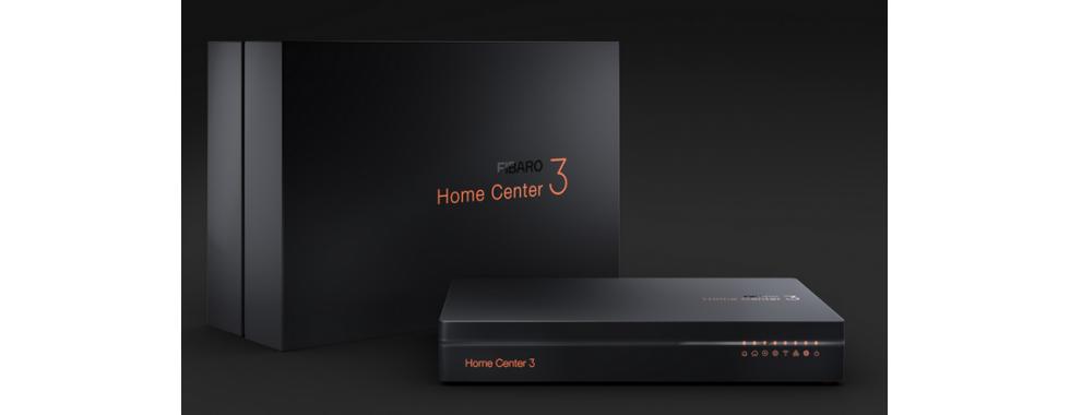 FIBARO kontroler Home Center 3 ( centrala systemu FIBARO )
