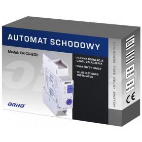 AUTOMAT SCHODOWY ORNO OR-CR-230