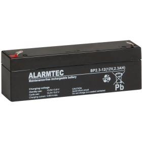 Akumulator Alarmtec serii BP 2,3-12 12V 2.3AH