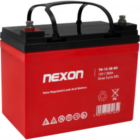 Akumulator Nexon VRLA GEL 12V 38Ah