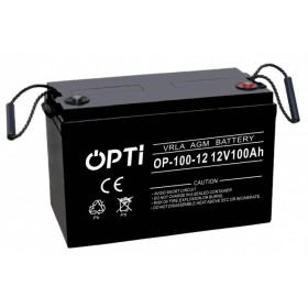 Akumulator VOLT POLSKA AGM OPTI 12V 100Ah