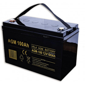 Akumulator Volt Polska AGM 12V 100Ah