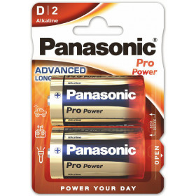BATERIA  PANASONIC LR20  PRO POWER