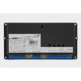 Laskomex Kaseta elektroniki EC-3100R-2 INT - do systemu obsługującego 8 wejść głównych