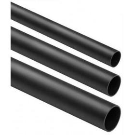 rura CRL-16 czarna /2m STASIŃSKI CRL-16 /2 [25SZT]