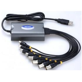 Karta DVR na USB, 8xVideo,...