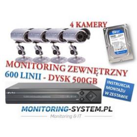 Zestaw Monitoringu G - 4...