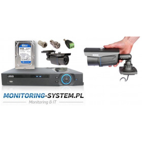 Zestaw monitoring kamera...