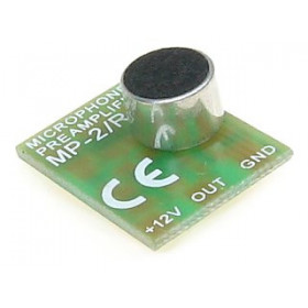 Moduł Audio Regulowany MP-2/R
