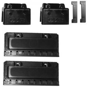 Magnesy wyłącznika krańcowego z uchwytami -  FAAC 740/741 i 746 ER/844 ER