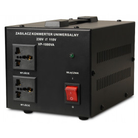 Transformator 230V/110V 1000VA