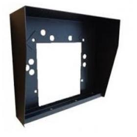 Laskomex DA-1 czarna Obudowa stalowa, natynkowa, jedno segmentowa