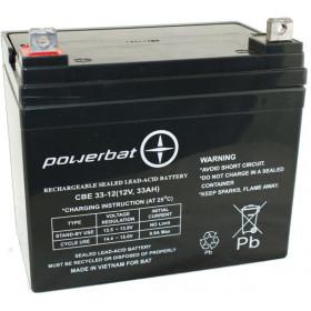 Akumulator PowerBat AGM 33Ah