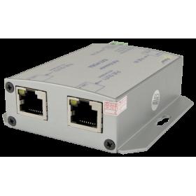 EXTENDER POE (ZEW. 48V) PULSAR EXT-POE4 DO 2 KAMER IP